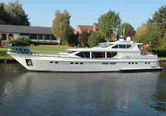 Verhoeven 2100, Motorjacht Verhoeven 2100 te koop bij White Whale Yachtbrokers