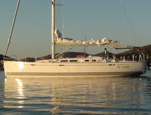 X-yachts XC-50