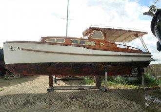 Bakdek Kruiser 10.90, Traditional/classic motor boat Bakdek Kruiser 10.90 for sale at White Whale Yachtbrokers - Willemstad