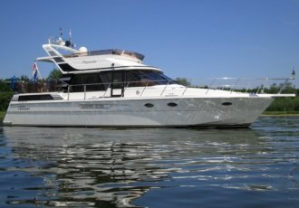 President 500, Motorjacht President 500 te koop bij White Whale Yachtbrokers - Willemstad