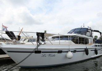 Vri-Jon Contessa 45R, Motorjacht Vri-Jon Contessa 45R te koop bij White Whale Yachtbrokers - Sneek