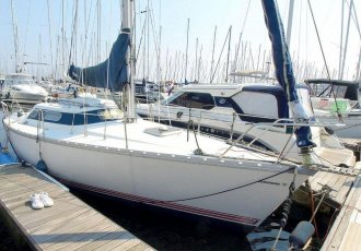 Jeanneau Fantasia 27, Sailing Yacht Jeanneau Fantasia 27 for sale at White Whale Yachtbrokers - Willemstad