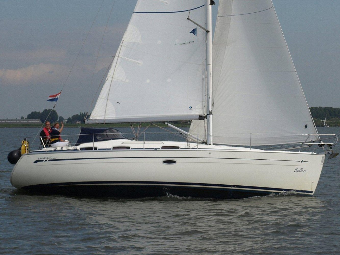 Bavaria 37 Cruiser sailboat for sale | White Whale Yachtbrokers