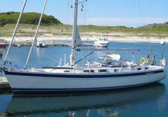 Hallberg Rassy 48, Zeiljacht Hallberg Rassy 48 te koop bij White Whale Yachtbrokers