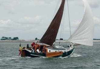De Groot Zeeschouw, Sailing Yacht De Groot Zeeschouw for sale at White Whale Yachtbrokers - Willemstad