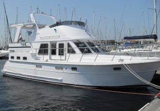 Adagio 40 Sundeck, Motorjacht Adagio 40 Sundeck te koop bij White Whale Yachtbrokers