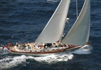 Sweden Yachts 70, Zeiljacht Sweden Yachts 70 te koop bij White Whale Yachtbrokers