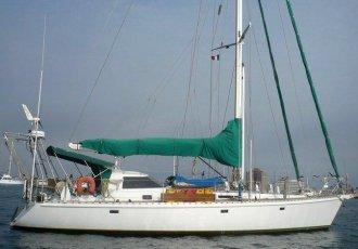 Van De Stadt Samoa 49, Zeiljacht Van De Stadt Samoa 49 te koop bij White Whale Yachtbrokers
