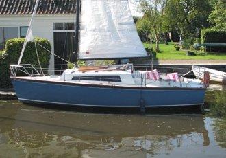 Kolibri 700, Segelyacht Kolibri 700 zum Verkauf bei White Whale Yachtbrokers - Sneek