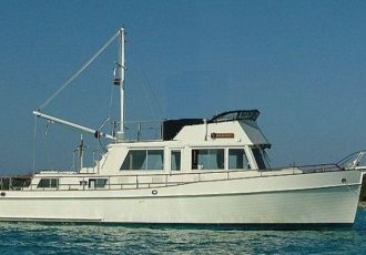 Grand Banks 42 Classic, Motorjacht Grand Banks 42 Classic te koop bij White Whale Yachtbrokers