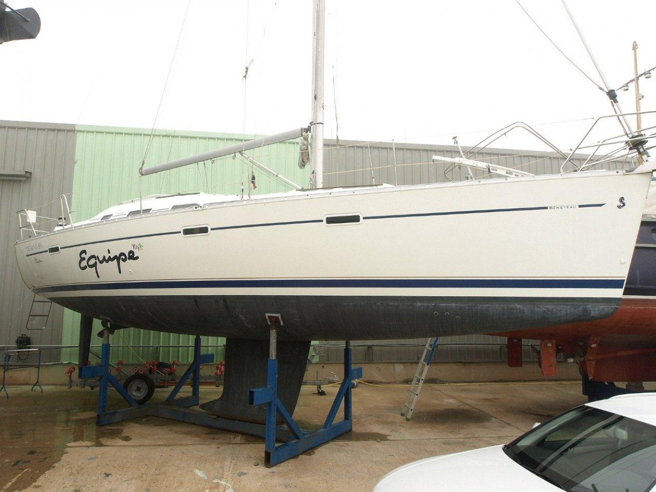 Beneteau Oceanis 393 Clipper Sailboat For Sale White Whale