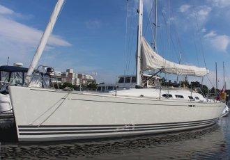 X-Yachts X-43, Zeiljacht X-Yachts X-43 te koop bij White Whale Yachtbrokers