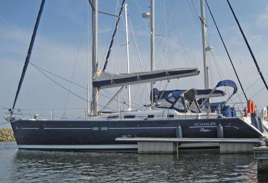 Beneteau Oceanis 473 Clipper, Zeiljacht  for sale by White Whale Yachtbrokers - Enkhuizen
