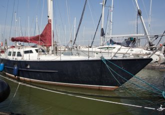 Volkerak 43, Zeiljacht Volkerak 43 te koop bij White Whale Yachtbrokers