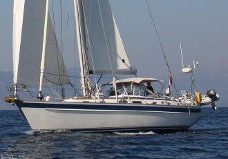 Hallberg Rassy 53, Zeiljacht Hallberg Rassy 53 te koop bij White Whale Yachtbrokers