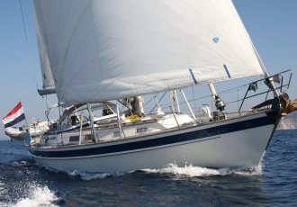 Hallberg Rassy 53, Sailing Yacht Hallberg Rassy 53 for sale at White Whale Yachtbrokers