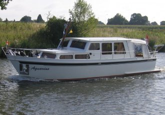 Pikmeer 10.50 OK, Motorjacht Pikmeer 10.50 OK te koop bij White Whale Yachtbrokers
