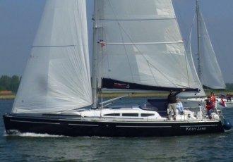 Dehler 44, Zeiljacht Dehler 44 te koop bij White Whale Yachtbrokers
