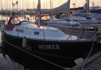 C&C (Korneuburg) 27, Sailing Yacht C&C (Korneuburg) 27 for sale at White Whale Yachtbrokers - Sneek