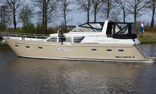 Van Der Valk Exotic 1700, Motoryacht for sale by White Whale Yachtbrokers - Vinkeveen