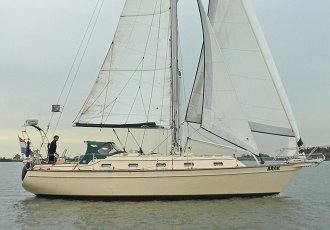 Island Packet 380, Sailing Yacht Island Packet 380 for sale at White Whale Yachtbrokers - Enkhuizen