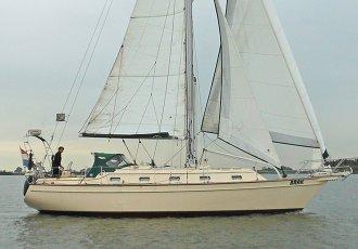 Island Packet 380, Segelyacht Island Packet 380 zum Verkauf bei White Whale Yachtbrokers - Enkhuizen