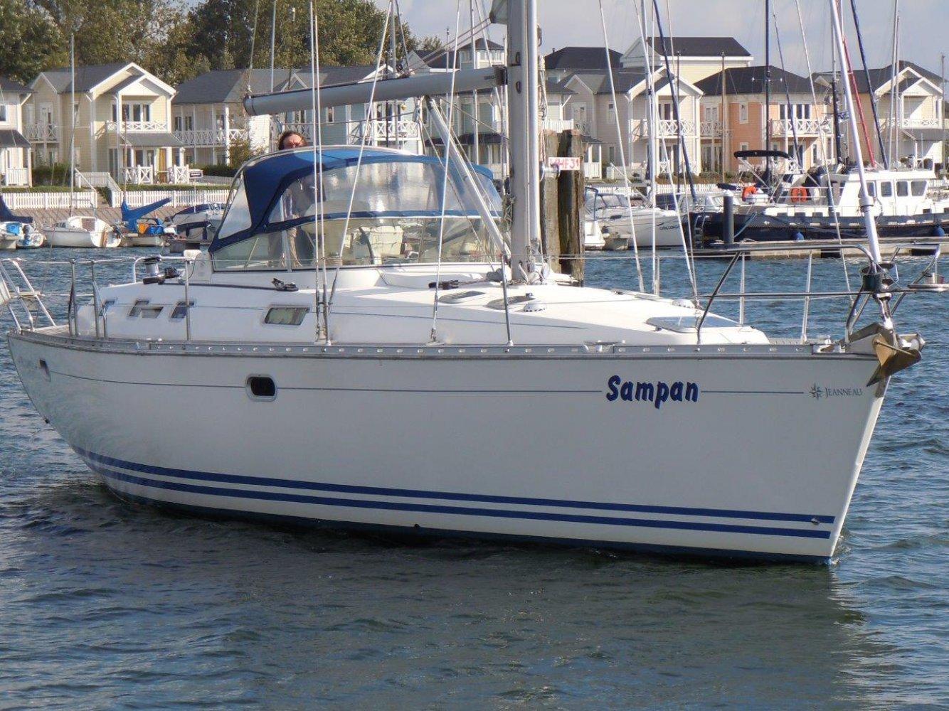Jeanneau Sun Odyssey 42 CC sailboat for sale | White Whale