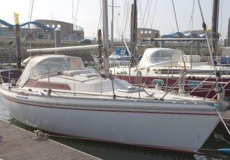 Jeanneau Aquilla 28, Segelyacht Jeanneau Aquilla 28 zum Verkauf bei White Whale Yachtbrokers - Enkhuizen