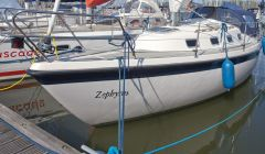 Hurley 830, Zeiljacht Hurley 830 for sale by White Whale Yachtbrokers