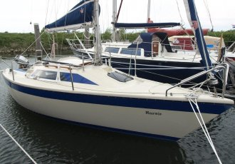 Dehler Dehlya 22, Segelyacht Dehler Dehlya 22 zum Verkauf bei White Whale Yachtbrokers - Willemstad