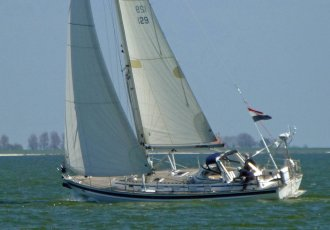 Malö ( Malo ) 46 Classic, Sailing Yacht Malö ( Malo ) 46 Classic for sale at White Whale Yachtbrokers