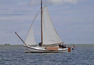 Lemsteraak 12.87 Hummel, Zeiljacht Lemsteraak 12.87 Hummel te koop bij White Whale Yachtbrokers