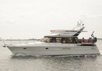 President 485, Motorjacht President 485 te koop bij White Whale Yachtbrokers - Willemstad