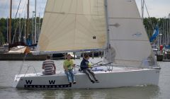 Beneteau Platu 25, Zeiljacht Beneteau Platu 25 for sale by White Whale Yachtbrokers