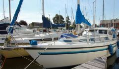 Mascot 910, Motorsailor Mascot 910 for sale by White Whale Yachtbrokers