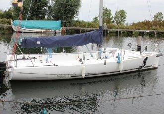 Beneteau First Class 7.5, Segelyacht Beneteau First Class 7.5 zum Verkauf bei White Whale Yachtbrokers - Willemstad