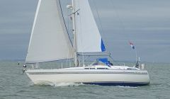 Moody 37, Sailing Yacht Moody 37 for sale by White Whale Yachtbrokers