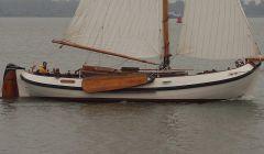 Hoek Design Lemsteraak 11.5m, Flat and round bottom Hoek Design Lemsteraak 11.5m for sale by White Whale Yachtbrokers