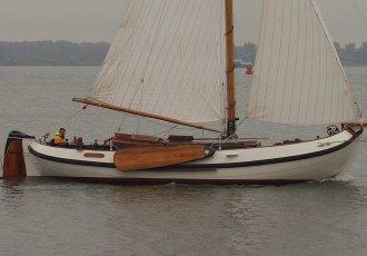 Hoek Design Lemsteraak 11.5m, Plat- en rondbodem, ex-beroeps zeilend Hoek Design Lemsteraak 11.5m te koop bij White Whale Yachtbrokers