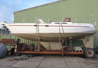 Lemstra 36, Sailing Yacht Lemstra 36 for sale at White Whale Yachtbrokers - Enkhuizen