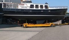 Dintel Spiegelkotter 45 GSAK Zeegaand, Motor Yacht Dintel Spiegelkotter 45 GSAK Zeegaand for sale by White Whale Yachtbrokers