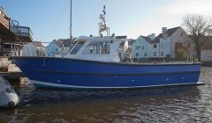 Cygnus Cyfish 33, Motor Yacht Cygnus Cyfish 33 for sale by White Whale Yachtbrokers