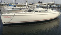 Etap 30i, Sailing Yacht Etap 30i for sale by White Whale Yachtbrokers