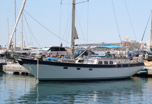 Belliure 50, Zeiljacht  for sale by White Whale Yachtbrokers - Almeria