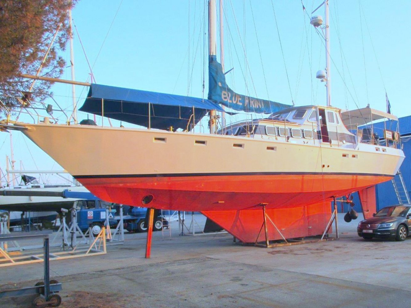 One Off 19 Mtr sailboat for sale | White Whale Yachtbrokers