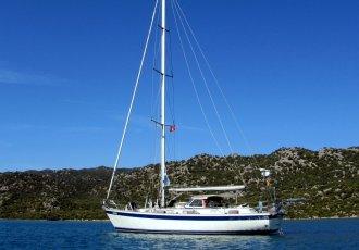 Hallberg Rassy 45, Zeiljacht Hallberg Rassy 45 te koop bij White Whale Yachtbrokers