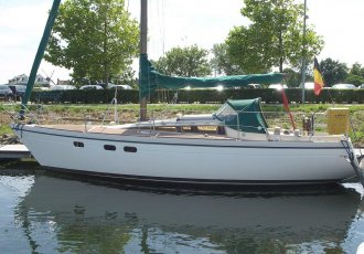 Dehler 92 Optima, Sailing Yacht Dehler 92 Optima for sale at White Whale Yachtbrokers - Willemstad