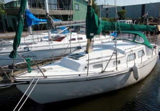 Fellowship 28, Sailing Yacht Fellowship 28 for sale at White Whale Yachtbrokers - Sneek
