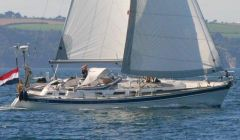 Hallberg Rassy 43, Sailing Yacht Hallberg Rassy 43 for sale by White Whale Yachtbrokers