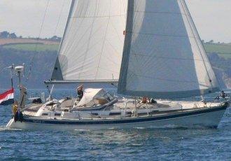 Hallberg Rassy 43, Zeiljacht Hallberg Rassy 43 te koop bij White Whale Yachtbrokers